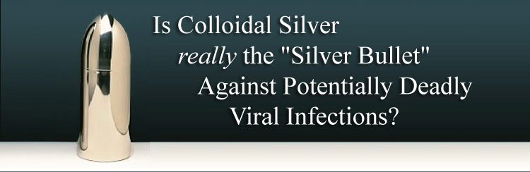 Is Colloidal Silver Really the